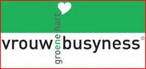 vrouw busyness